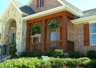Exterior House Painting and Stain