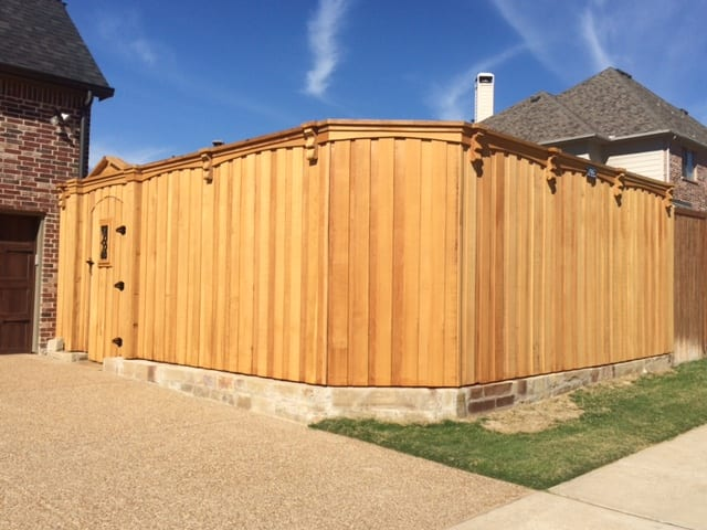 Fence and Arbor Construction