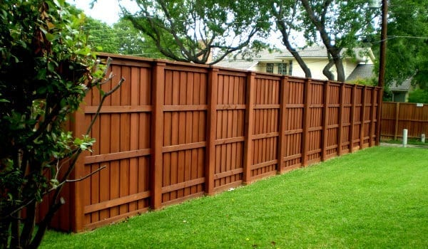 Fence Stain